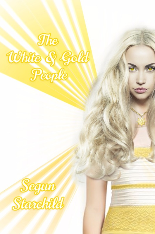 The white and gold cover